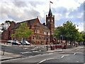 SJ9397 : Dukinfield Town Hall by David Dixon