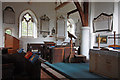 TQ5498 : St Thomas the Apostle, Navestock - Interior by John Salmon