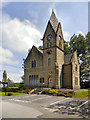 SJ9498 : Dukinfield Cemetery, Old Chapel by David Dixon