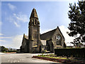 SJ9498 : The Chapel, Dukinfield Cemetery and Crematorium by David Dixon