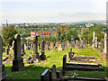 SJ9498 : Dukinfield Cemetery by David Dixon