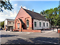 SJ9394 : Haughton Green Methodist Church Hall by David Dixon