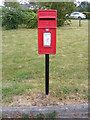 TM2168 : Mill Road Postbox by Adrian Cable