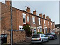 SK4433 : Terraced houses in Victoria Avenue, Borrowash by Richard Green