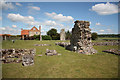 SK7089 : Mattersey Priory by Richard Croft
