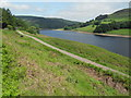 SK1788 : Ladybower Reservoir from Bridge End car park by marplerambler
