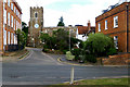 TL0338 : St. Andrew the Apostle, Ampthill by Cameraman