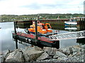 NC0822 : Lochinver Lifeboat by Dave Fergusson