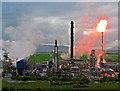 NT1889 : Fife ethylene plant by William Starkey