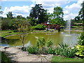 SU9185 : The Water Garden at Cliveden by Marathon