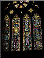 NS6065 : Glasgow Cathedral west window by Keith Edkins