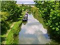 SU0563 : Kennet and Avon Canal, Horton by Maigheach-gheal