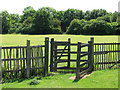 TL4860 : Kissing gate by John Sutton