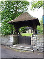 NZ4061 : Whitburn Parish Church, Lych gate by Alexander P Kapp