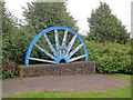 SK5350 : Linby Colliery Memorial by Trevor Rickard