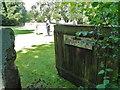 SJ6179 : Quaker Burial Ground by Tim Evans