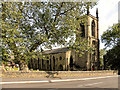 SJ9698 : The Parish Church of St George, Stalybridge by David Dixon