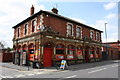 SO8317 : The Vauxhall Inn, former public House by Colin Manton