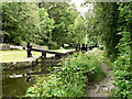 SD9700 : Huddersfield Narrow Canal, Lock 11W by David Dixon