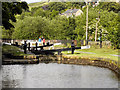 SE0511 : Huddersfield Narrow Canal, Lock 39E by David Dixon