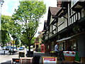 SP0481 : Parade of shops, Sycamore Road, Bournville, Birmingham by Ruth Sharville