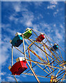 J5082 : Ferris wheel, Bangor by Rossographer
