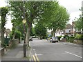 SP1194 : Britwell Road, Boldmere, looking north by Robin Stott