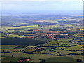 TL5834 : Former RAF Debden from the air by Thomas Nugent