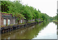 SJ8844 : Trent and Mersey Canal near Mount Pleasant, Stoke-on-Trent by Roger  Kidd