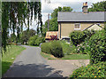 TL3664 : Cuckoo Lane, Lolworth by Julian Paren