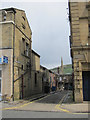 SE0924 : Shakespeare Street, Halifax by John S Turner