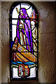 NT2573 : Stained glass window, St. Margaret's Chapel, Edinburgh Castle by Alan Findlay