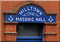 J3368 : Milltown Masonic Hall, Ballynahatty, Belfast (2) by Albert Bridge