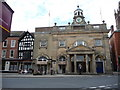 SO5174 : The Buttercross, Ludlow by Jeremy Bolwell