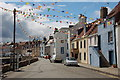 NO5201 : Seafront houses at St Monans : Week 25