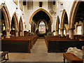 SE2688 : St Gregory's Parish Church, Nave by David Dixon