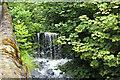 SD6811 : A waterfall in Barrow Bridge by Ian Greig
