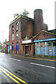 SD8332 : Woodfield Mill, Trafalgar Street, Burnley. by Chris Allen