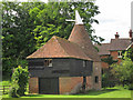 TR0644 : Brook Oast, The Street, Brook, Kent by Oast House Archive