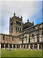 NZ2742 : Durham Cathedral Cloisters by David Dixon
