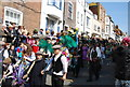 TQ8209 : Jack in the Green Festival 2011 - the Sweeps by N Chadwick