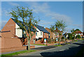 SO9096 : New housing in Penn, Wolverhampton by Roger  Kidd