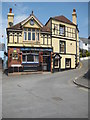 SX4952 : Royal Oak, Hooe by Philip Halling