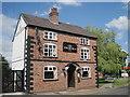 SJ6174 : The Wheatsheaf Inn by Sue Adair