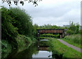 SJ9048 : Caldon Canal north of Bucknall, Stoke-on-Trent by Roger  Kidd