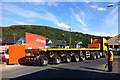 SE0925 : A very large vehicle near Sainsbury's supermarket, Halifax by Phil Champion