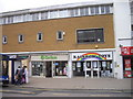 TV6099 : Oxfam Shop, Terminus Road, Eastbourne by PAUL FARMER