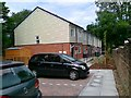 NZ2661 : 5 new houses, Millway Close, Deckham by Alex McGregor