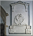 "Dist:0.2km<br/>This monument dates from 1818 and commemorates Richard Lord Gowran, his son and grandson, the First and Second Earls of Upper Ossory, and all of their wives. It is by Richard Westmacott Snr. ""Two kneeling women bending over and holding a medallion with a portrait of the earl"" (Nikolaus Pevsner)."