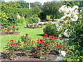 SU9950 : Rose Garden, Stoke Park by Colin Smith